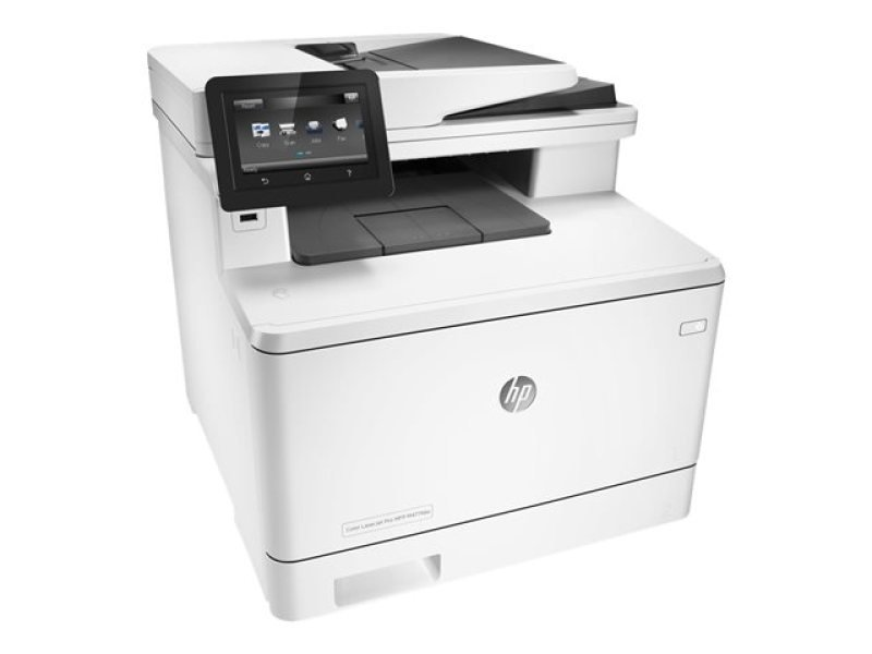 EXDISPLAY HP M477fdw Laserjet Pro Multifuntion Colour Laser Printer