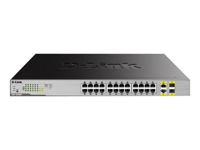 D-Link DGS 1026MP 26 Port Unmanaged Switch