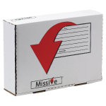 Missive Value Mailing Box A4 Pk20