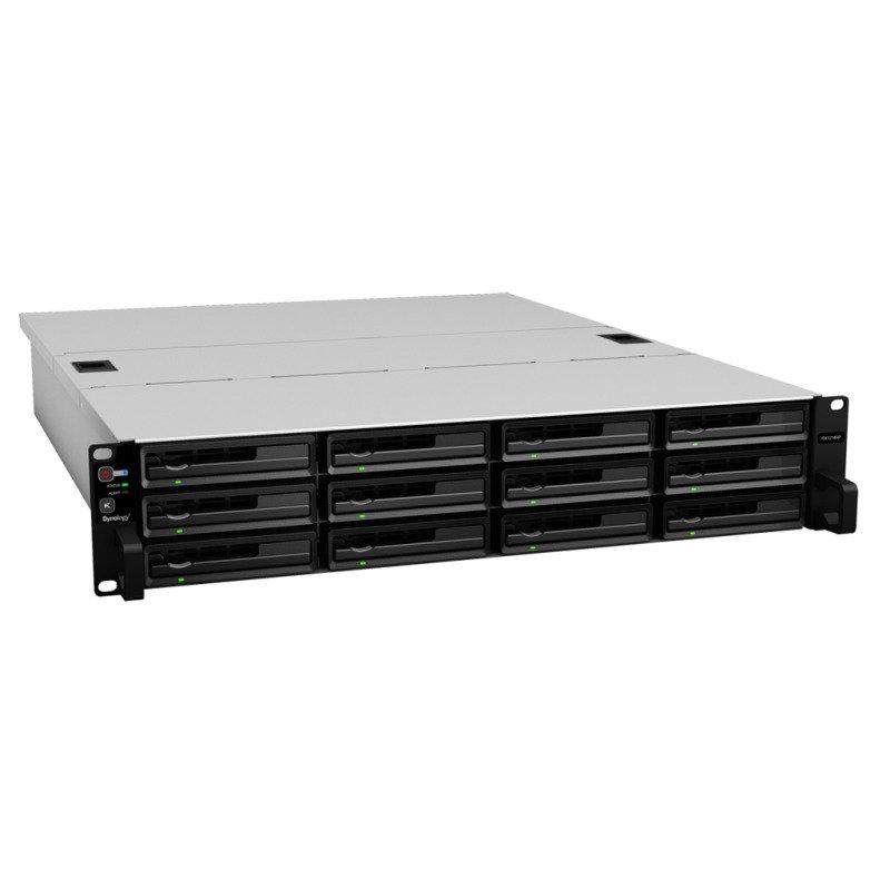 Synology RX1214RP 96TB (12 x 8TB SGT-NAS) 12 Bay 2U NAS Unit