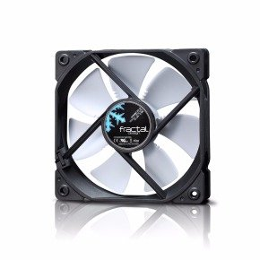 Fractal Design Fd-fan-dyn-x2-gp12-wt Computer Case Fan