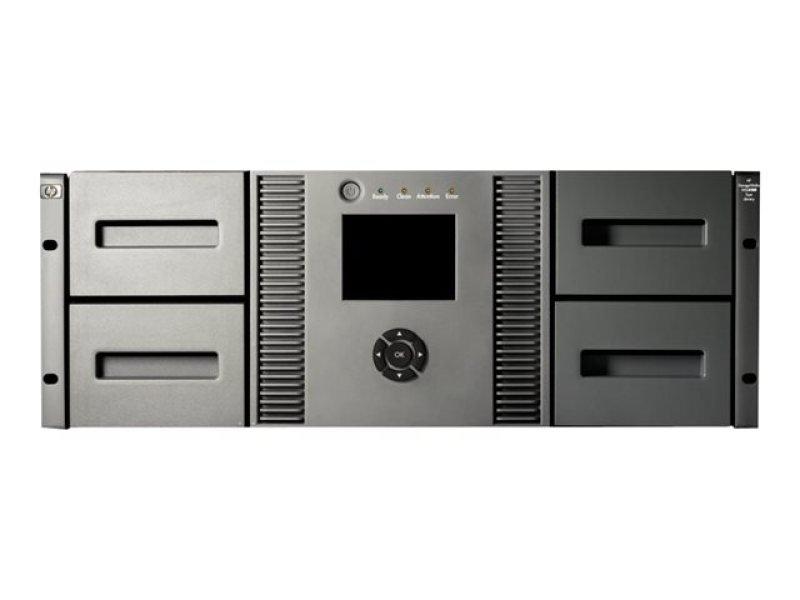 HPE StoreEver MSL4048 1 LTO-6 Ultrium 6250 SAS Tape Library/TVlite