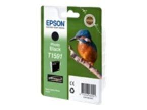 *Epson T1591 Photo Black Ink Cartridge