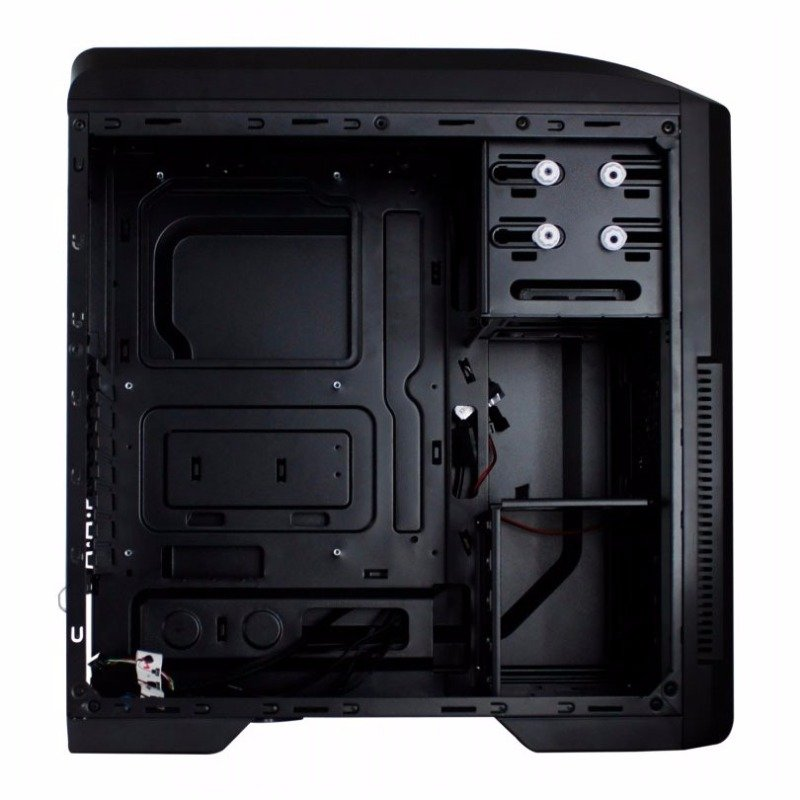Antec GX 500 Mid Tower Gaming Case 0-761345-15502-1