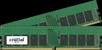 Crucial 32GB (2x16GB) DDR4-2133 ECC UDIMM Memory Kit