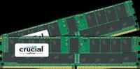 Crucial 64GB Kit (2 x 32GB) DDR4-2133 RDIMM CT2K32G4RFD4213
