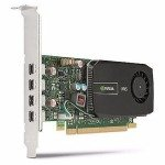 Lenovo NVIDIA NVS 510 2GB Quad mini-DisplayPort Graphics Card