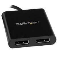 Startech.com Usb-c To Displayport Multi-monitor Splitter - 2-port Mst Hub