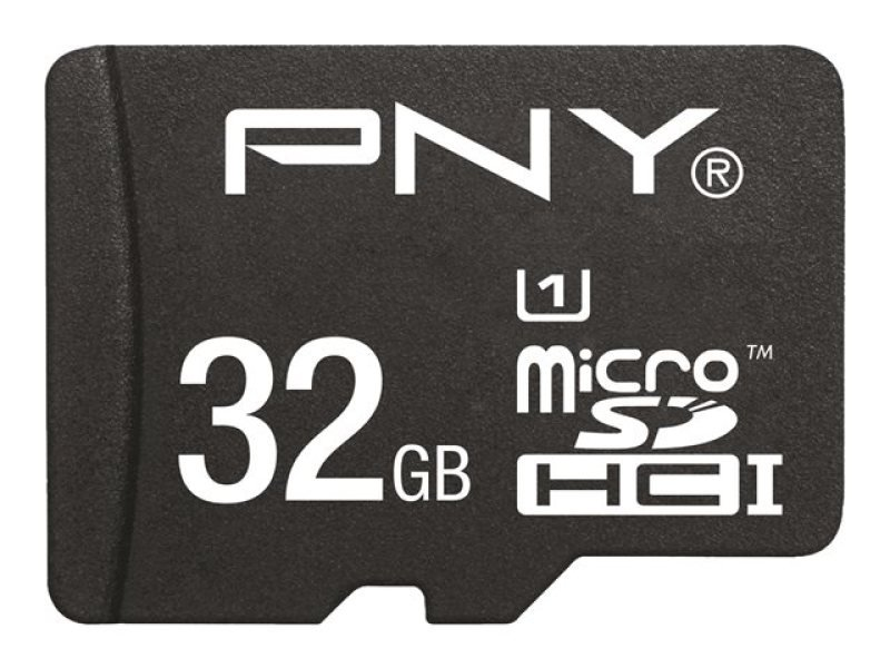PNY High Performance 32GB microSDHC Memory Card