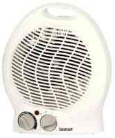 Igenix 2kW Upright Fan Heater White