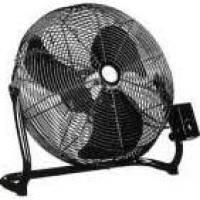 Honeywell 18 inch Black High Velocity Floor or Desk Fan