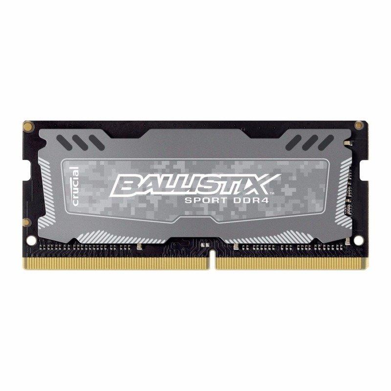 Crucial 16GB DDR4 2400MT/s Memory BLS16G4S240FSD