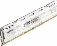 Crucial Ballistix Sport LT White 16GB DDR4 2400 MT/s BLS16G4D240FSC