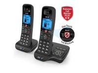 BT 6600 Nuisance Call Blocker Cordless Phone - Twin