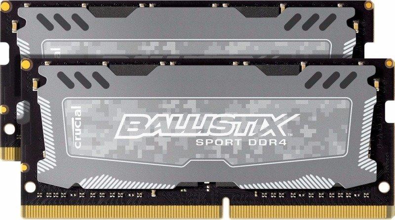 Crucial 32GB DDR4 2400 Memory Kit BLS2C16G4S240FSD