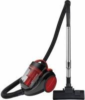 Daewoo Canister Vacuum Cleaner 1.5litre 700w Red/black 1 Years Warranty