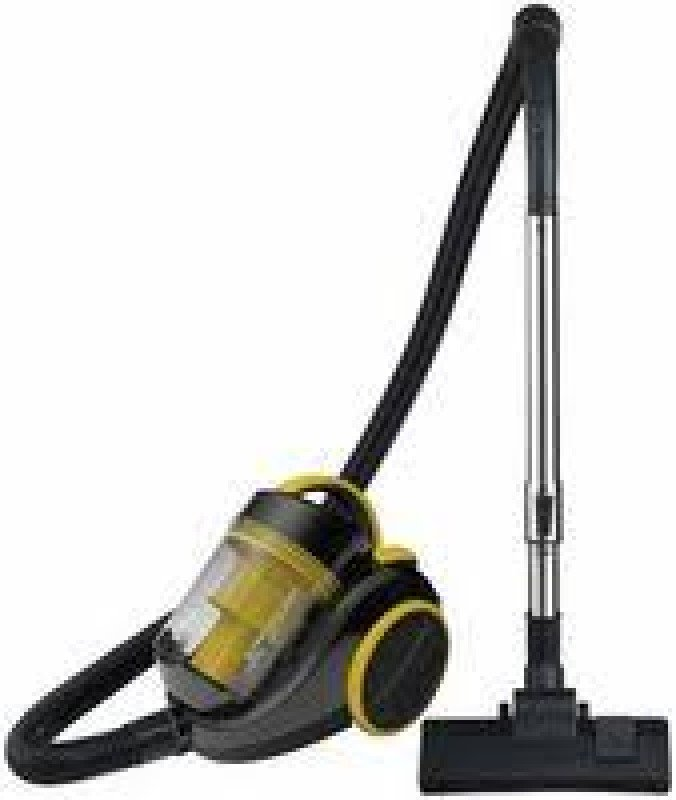 Daewoo Canister Vacuum Cleaner 1.5litre 700w Yellow 1 Years Warranty