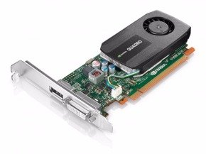 NVIDIA Quadro K420 1 GB DDR3 Dual-Link DVI-I, DisplayPort Graphics Card