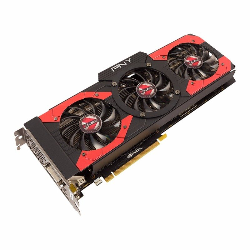PNY GeForce GTX 1070 XLR8 OC GAMING KF1070GTXXG8GEPB