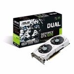 Asus GeForce GTX 1070 8GB DUAL Graphics Card