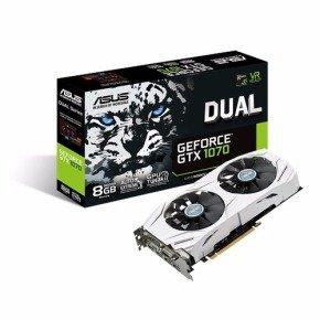 ASUS NVIDIA GeForce GTX 1070 8GB DUAL Graphics Card