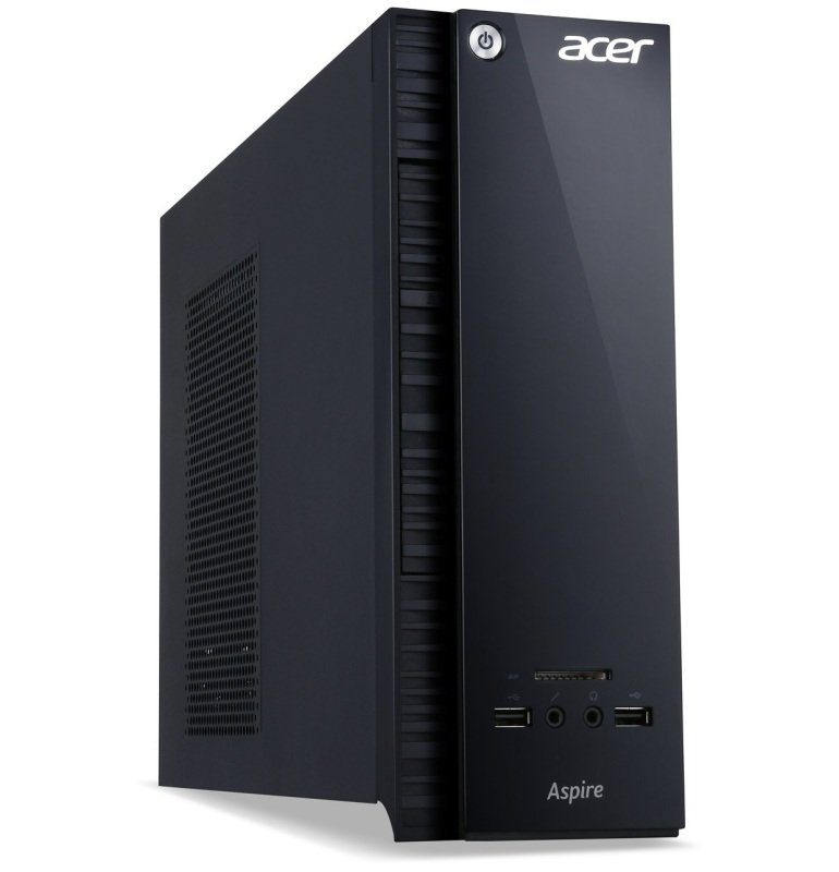 Acer Aspire XC704 Desktop Intel Pentium QuadCore N3700 1.6GHz 4GB RAM 500GB HDD DVDRW Intel HD WIFI Bluetooth FreeDOS