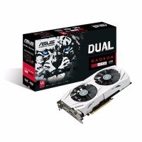 Asus AMD Radeon RX 480 4GB GDDR5 DVI-D HDMI DisplayPort PCI-E Graphics Card