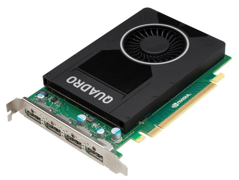 HP NVIDIA Quadro M2000 4GB Graphics Card T7T60AT