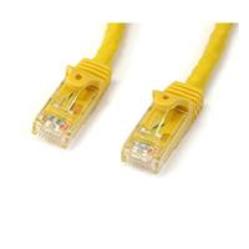 StarTech 10m Yellow Snagless Utp Cat6 Patch Cable