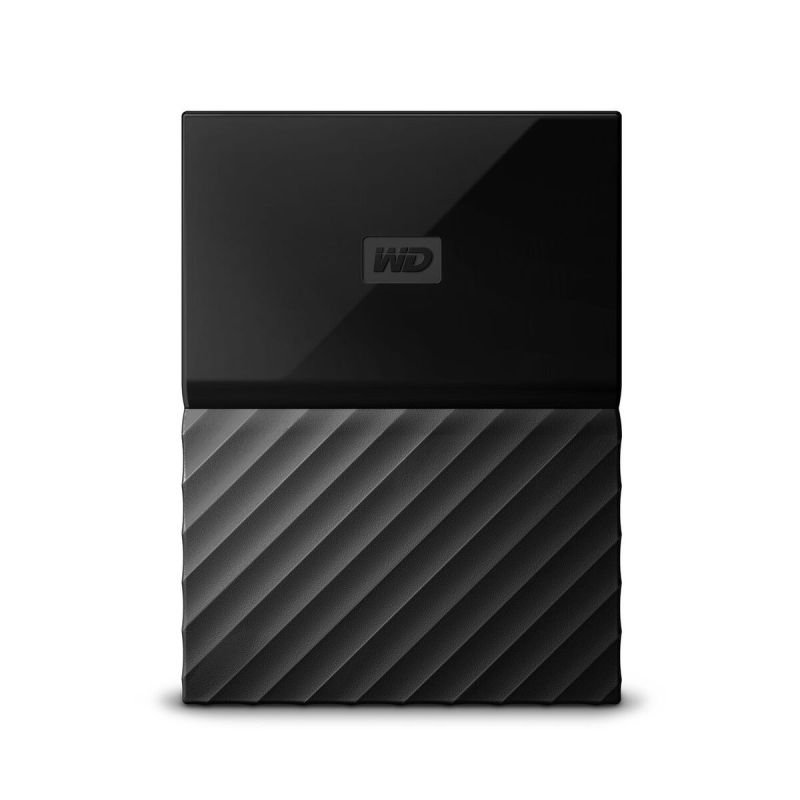 WD My Passport for Mac 4TB Portable Hard Drive