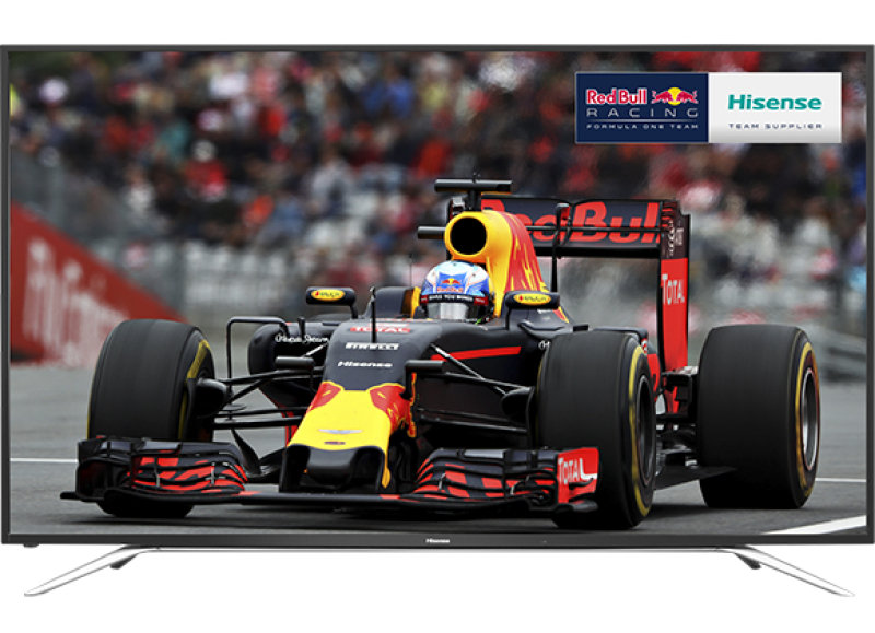 Hisense HE65K5510 65&quot 4K Smart Full HD TV