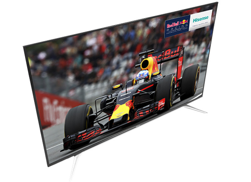 "Hisense HE65K5510 65"" 4K Smart Full HD TV"