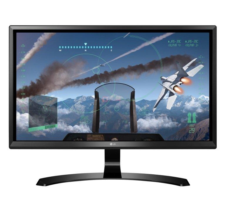 LG 24UD58 23.8&quot IPS 4K UHD Gaming Monitor