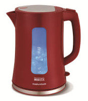 Morphy Richards 120002 Water Filter Kettle Red