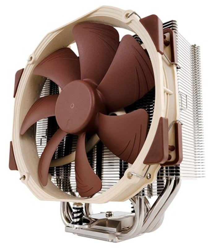 EXDISPLAY Noctua NH-U14S Slim U-Series Single Tower CPU Cooler