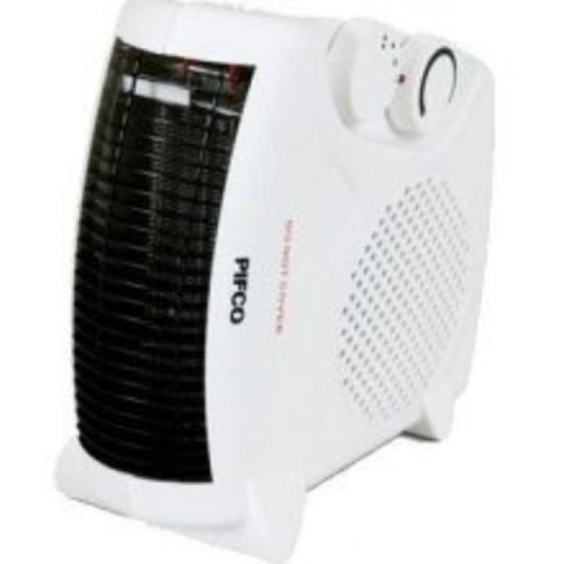 Pifco PE124 2000W Fan Heater Thermo