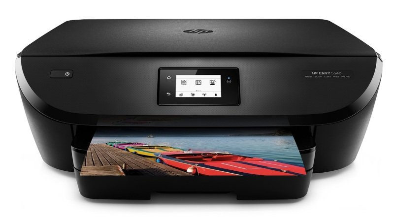 EXDISPLAY HP ENVY 5540 Wireless All-in-One Inkjet Printer
