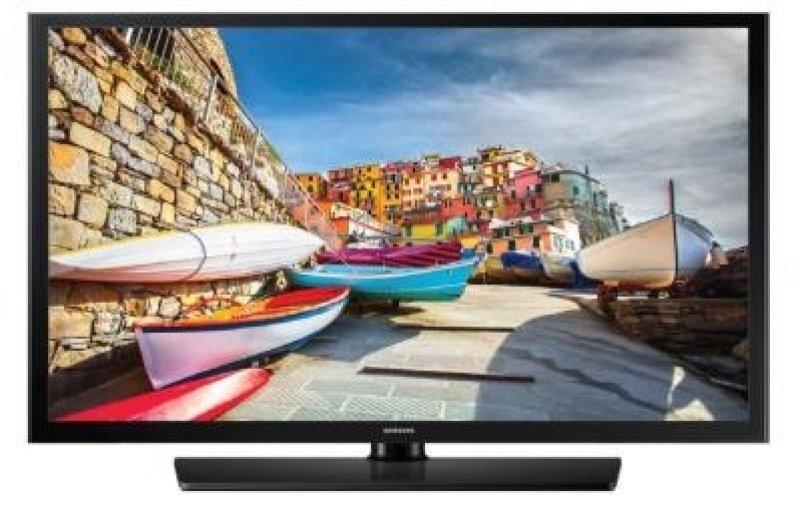 "49"" Black Led Full Hd Smart Tv"