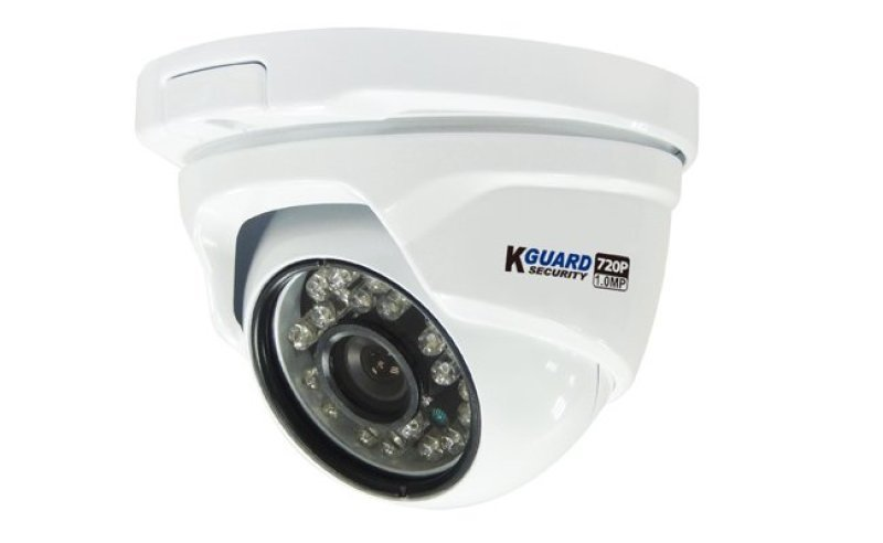 KGuard 720P Outdoor Dome Camera