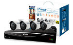 KGuard 8 Channel HD DVR With 4 720p Cameras