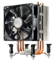 Cooler Master Hyper Tx3i 3 direct contact Heat Pipes 92mm fan CPU Cooler