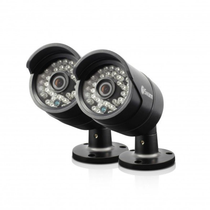 Swann PRO-A850 720P Multi-Purpose Day/Night Security Camera 2 Pack