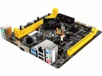 Biostar A68N-5200 Ver. 6.x AMD Fusion APU VGA HDMI 6-Channel HD Audio Mini ITX Motherboard