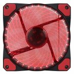 Game Max Galeforce 32 x Red LED 12cm Cooling Fan