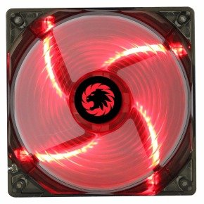 Game Max Windforce 4 x Red LED 12cm Cooling Fan