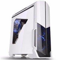 Thermaltake Versa N21 Snow White Midi Gaming Case