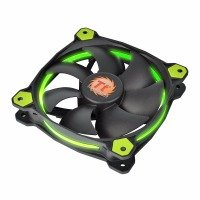 Thermaltake Riing12 Led Green 120mm Fan