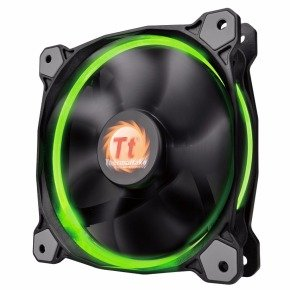 Thermaltake Riing14 Led RGB Fan 256 Colour 140mm with Fan Switch