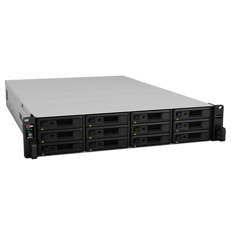 Synology RS3617RPXS 48TB (12 x 4TB WD RED PRO) 12 Bay Rack NAS