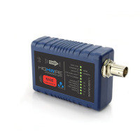Veracity Ethernet and POE over Coax Converter
